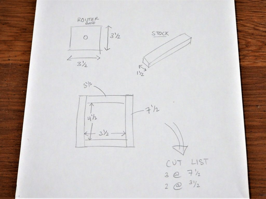 How To Make A Keyhole Router Bit Jig Diy Montreal