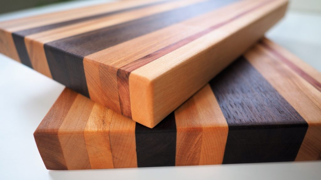 how to make twin cutting boards diy montreal