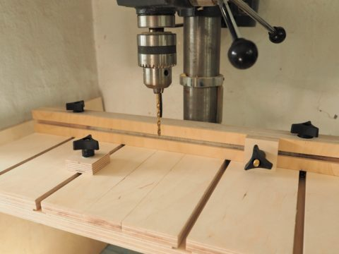 How to make a drill press table | Woodworking Jig