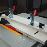 DIY jointing sled