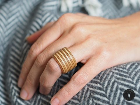 Simple Gifts You Can Make From Wood - Baltic Birch Plywood Ring